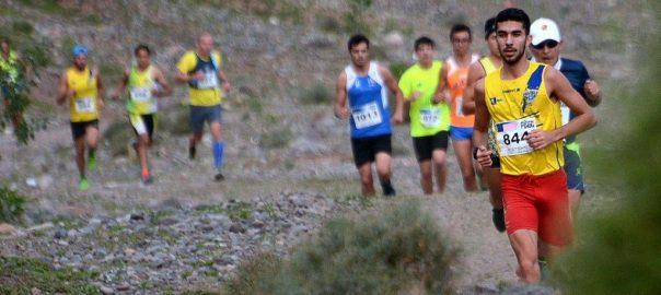 II CROSS 2016/17 - BARRANCO DE TIRAJANA