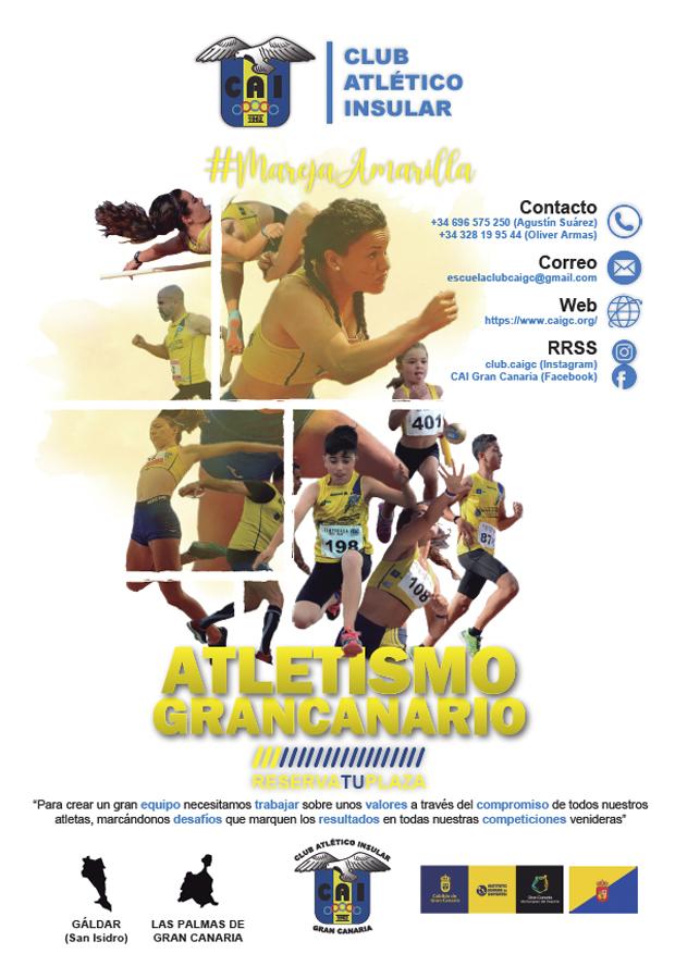 Escuela atletismo
